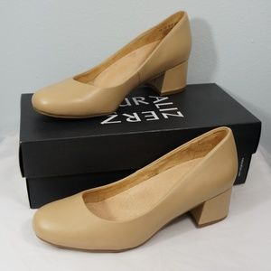 Naturalizer Donelle Tender Taupe Pumps 7.5W